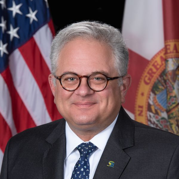 The Honorable Harry Cohen joins Port Tampa Bay's Board of Commissioners.