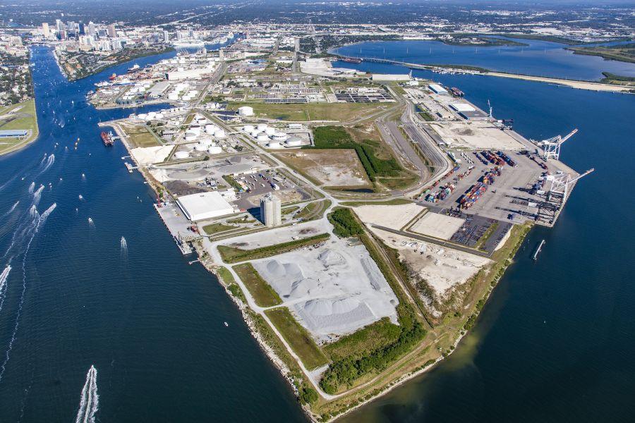 Port Tampa Bay Image