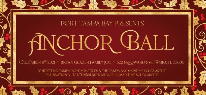 Port Tampa Bay Anchor Ball