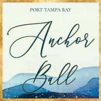 Anchor Ball Script Logo