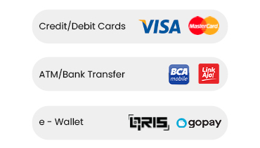 Mutiple Payment Options