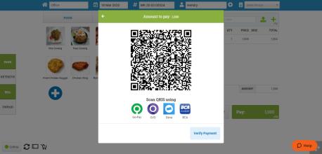 Mobile Payment Screenshot