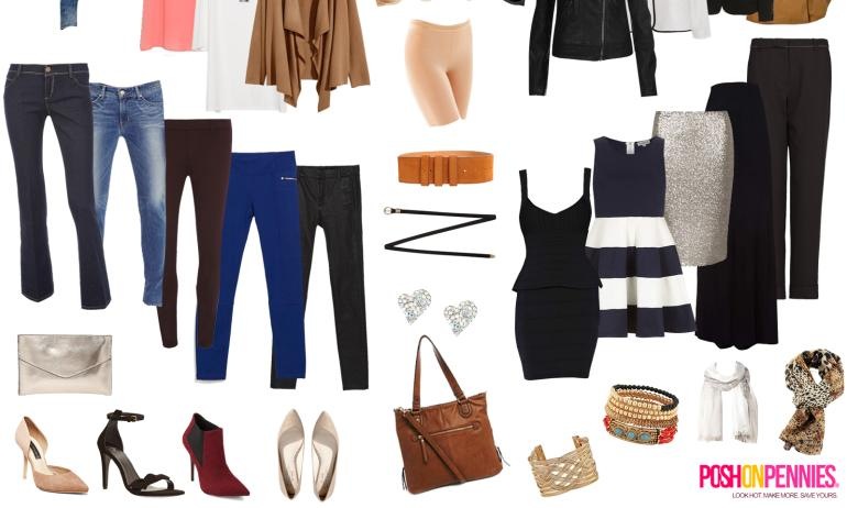 35 Items Every Woman Should Have In Her Wardrobe