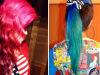Tutorial Paso a Paso: Teñido de mechas con anilina de colores