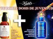 Concentrado antiarrugas y reparador nocturno: la dupla antiedad de Kiehl's