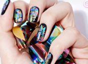 Stamps Hello Foils: ¡un Nail Art insuperable!