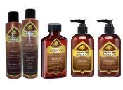 Los beneficios del aceite de argán en el cabello