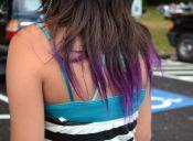 Tendencia: HairChalk (Tiza para el pelo)