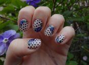 Tutorial: Nail art: ¡Bienvenida, primavera! Rosas