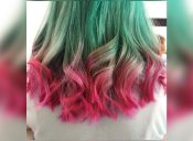 Tendencia : watermelon hair
