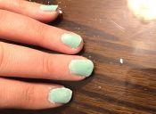 Consigue un acabado opaco en tus uñas ¡totalmente casero!