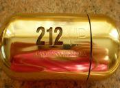 Review Perfume 212 VIP, de Carolina Herrera
