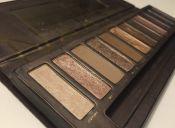Review: Paleta de Sombra de Ojos Naked, de Urban Decay