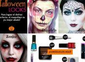 El maquillaje: ¡tu mejor aliado para este Halloween!
