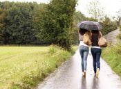 Cómo sobrevivir a la lluvia sin que se nos corra el maquillaje