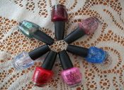Review: esmaltes OPI