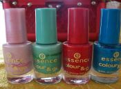 Review: Esmaltes Essence
