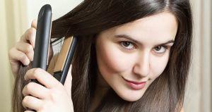 5 tips para planchar tu cabello sin dañarlo