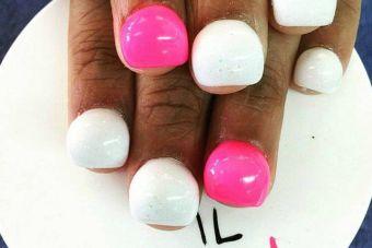 Terrorífica tendencia: Bubble Nails