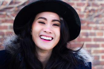 Cómo obtener una sonrisa linda
