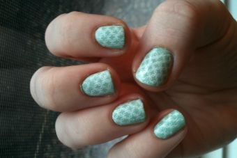 Learn all about the Nail Art of Nail Stamping