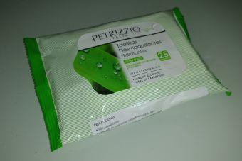 Review: Toallitas desmaquillantes hidratantes Petrizzio