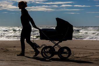 Pierde el peso post parto sin apuros