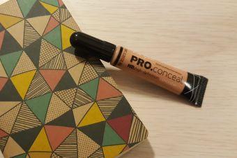 Review: Corrector Pro.conceal, de L.A. Girl