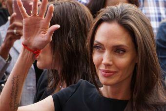 La extrema delgadez de Angelina Jolie