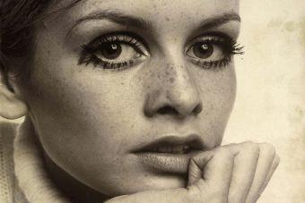 Iconos de la belleza: Twiggy