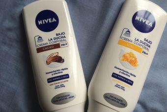 Cremas bajo la ducha: la solución a mi piel seca