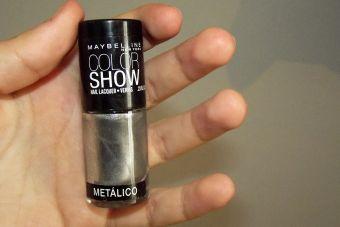 Color Show Metálico de Maybelline