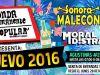 Fiesta Año Nuevo 2016 en Fonda Permanente