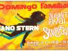Nano Stern, Juanito Ayala y Santa Feria en Teatro