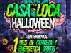 Casa Loca Halloween, Espacio Broadway - 31/10/2016