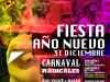 Fiesta Año Nuevo Carnaval Radicales 2016
