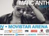 Marc Anthony en Chile, Movistar Arena