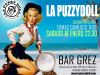 La Puzzydoll + Tomás Gumucio Trio en vivo, Bar Grez