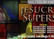 Jesucristo Superstar en Teatro Cariola