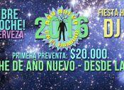 Fiesta Año Nuevo en Humano Bar 2016