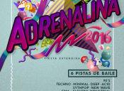 Fiesta Año Nuevo Adrenalina 2016