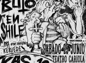 Festival Antitodo en Teatro Cariola