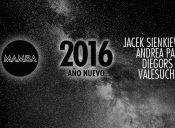 Fiesta Año Nuevo 2016 en Mamba