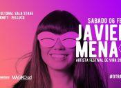 Javiera Mena en Puerto Montt