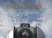 Dream Theater en Teatro Caupolicán