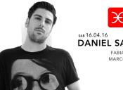 Daniel Sánchez en Club La Feria