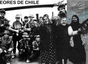 Los Peores De Chile y Cocodrilo Rockers en Bar Santa Filomena