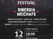 Festival Masa en Teatro Cariola