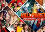 Halloween en California Cantina