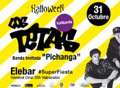 Halloween con Los Tetas en Ele Bar